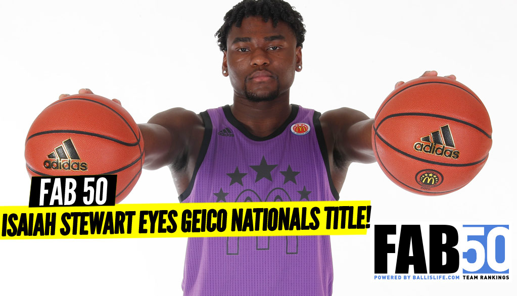 NEW FAB 50: GEICO Nationals Closes Race!