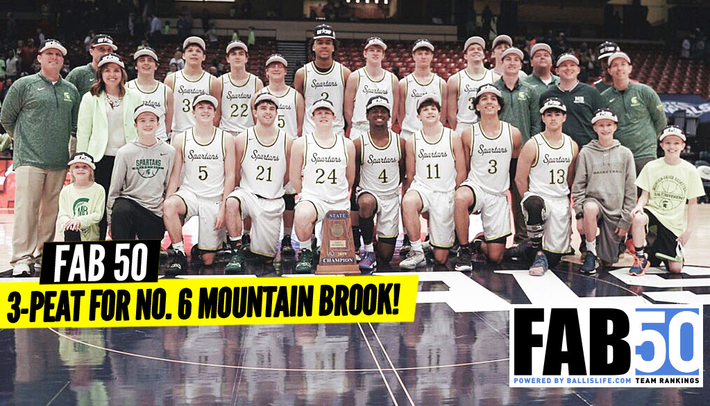 NEW FAB 50: GIECO Nationals Field ANNOUNCED!