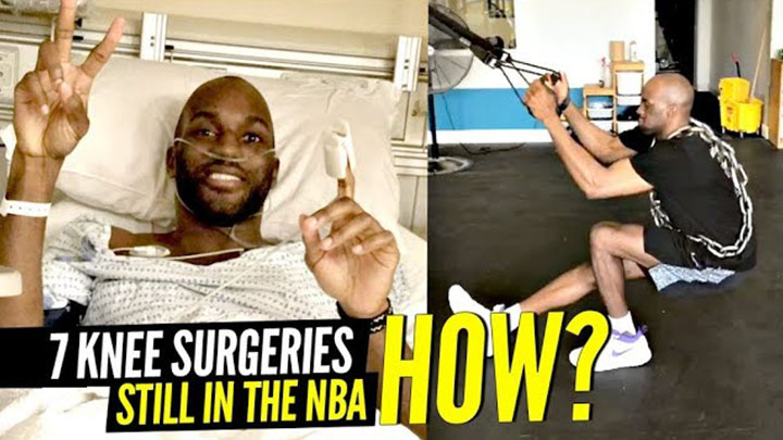 Seven Knee Surgeries And STILL Standing! How NBA Veteran Quincy Pondexter Refused To Give Up!