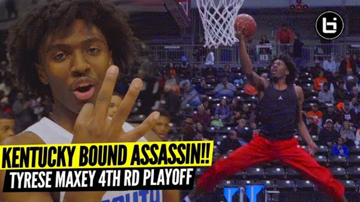 """HE'S GOING TO KENTUCKY FOR A REASON!"" Tyrese Maxey Showing Out In Playoffs!"