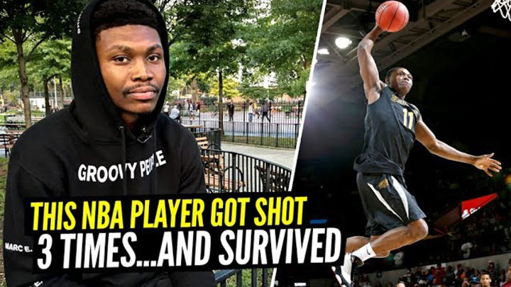 Shot 3 Times, But Cleanthony Early is Still Battling on His Way Back to the NBA