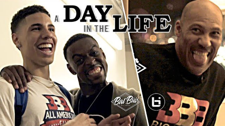 A Day In The Life w/ Ball In The Family's Hollywood Ray!