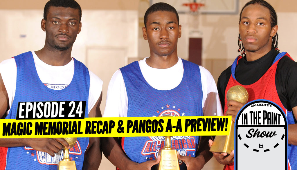 """In The Paint"" Podcast Talks Magic Memorial Day & Previews Pangos Camp!"