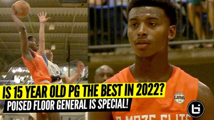 Jaden Bradley is the Next Big Thing Out of North Carolina!