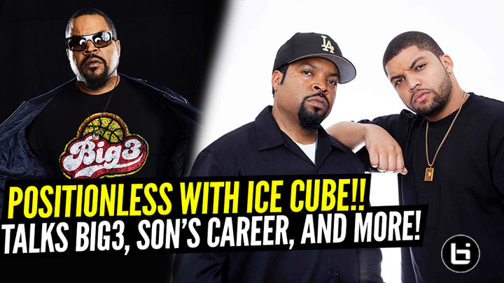 """The Most Gratifying Thing Is Putting These Guys Back In The Arena."" – Ice Cube On The BIG3"