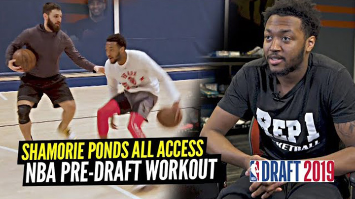 Most Underrated Guard in the Draft? Shamorie Ponds All Access!