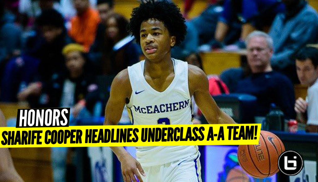 2018-19 Underclass All-American Team Announced!