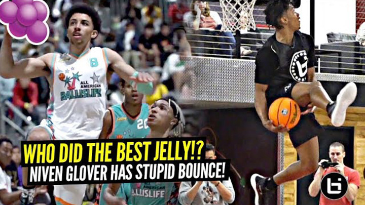 Niven Glover Is The BOUNCIEST Hooper In America!! BILAAG Mixtape!