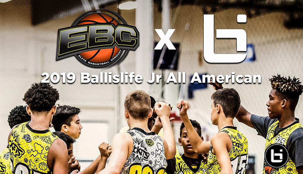 2019 Ballislife Jr All-American Camp