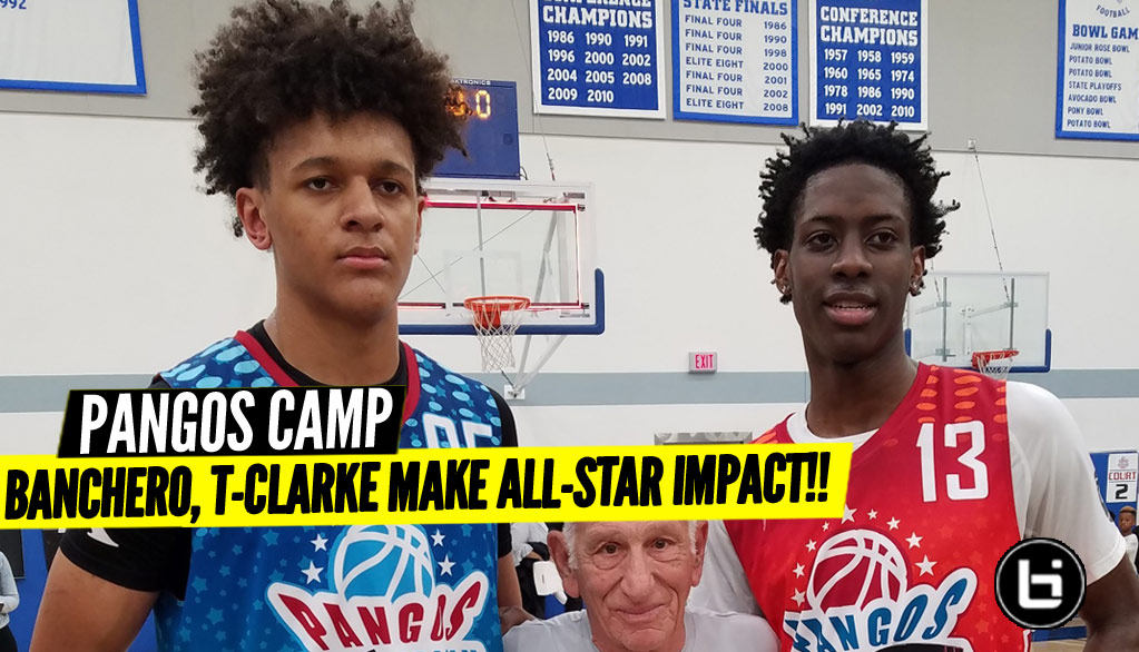 Stars SHOW OUT at '19 Pangos Camp!