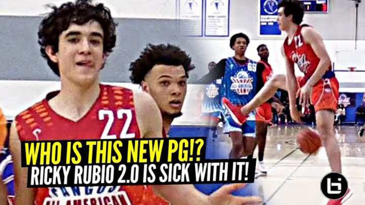 Ricky Rubio 2.0!! Isa Silva Is Next SAUCY Point Guard In...