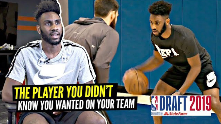The Player You Didn't Know You Wanted On Your NBA Team Till Now!! A Day In The Life with Jaylen Nowell!!