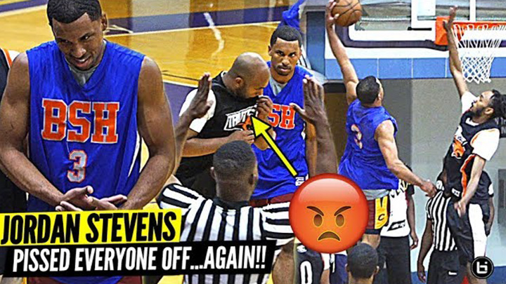 D2 Player DESTROYS Overseas & D1 College Players!!