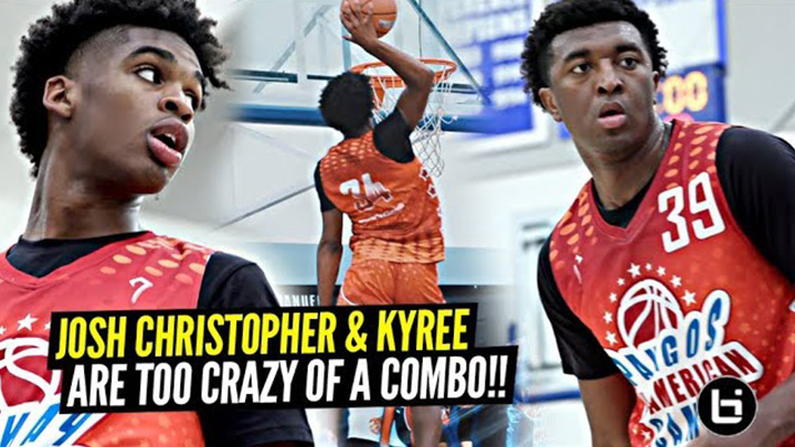 Josh Christopher & Kyree Walker Get CHALLENGED and Answer the Call!!