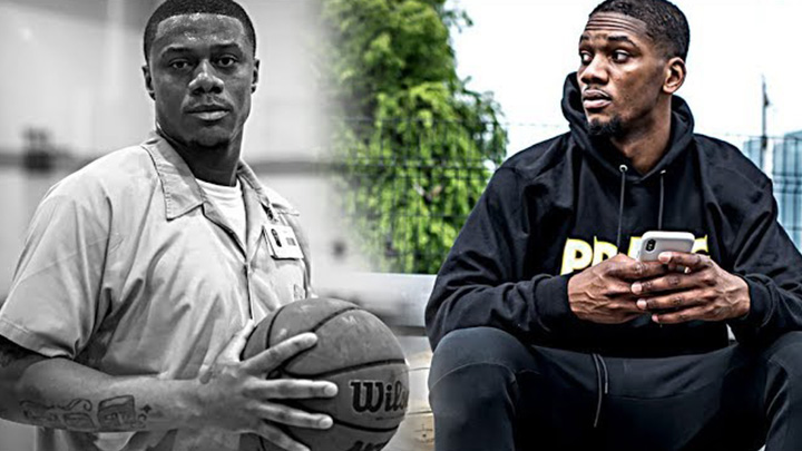 Warriors' Alfonzo McKinnie's Special Bond W/ Best Friend & Prison Inmate Leevon Carter