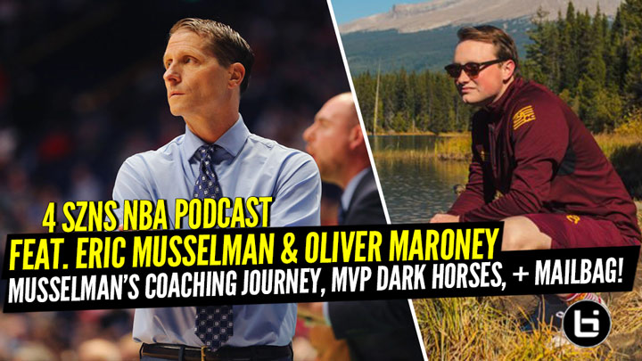 Arkansas Head Coach Eric Musselman on the Upcoming Season and His Journey, & Big 3 Oliver Maroney Stops by for a Mailbag!