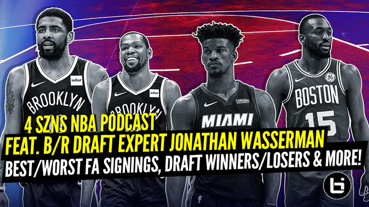 NBA Free Agency & Draft Recap with Jonathan Wasserman