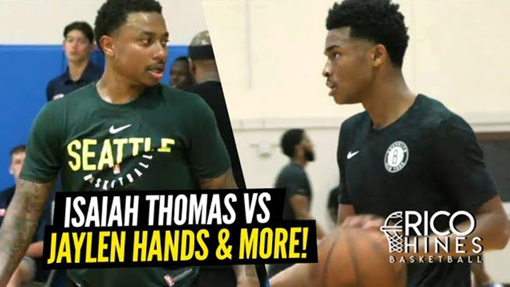 Isaiah Thomas PROVES He's Still a MAJOR PROBLEM at...