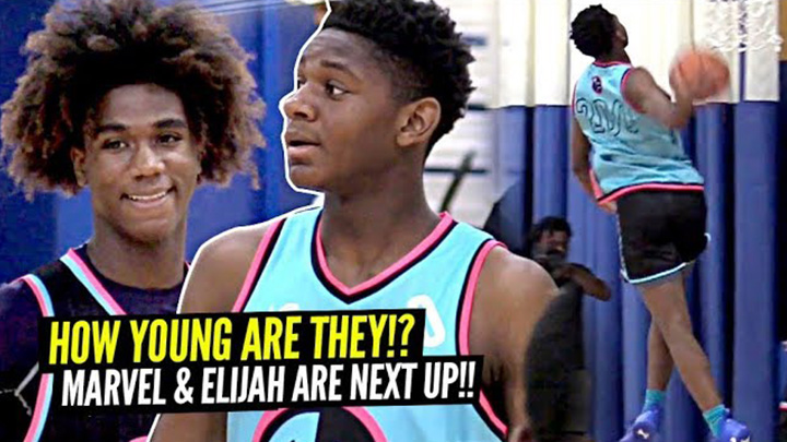 Marvel Allen & Elijah Fisher Are The FUTURE! Top 8th Graders Show Out!