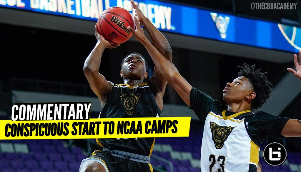 NCAA College Basketball Academies A Work In Progress