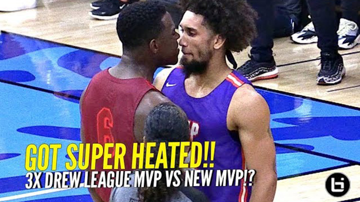 Montrezl Harrel vs Nick Young Drew League Debuts!! 3x Drew...