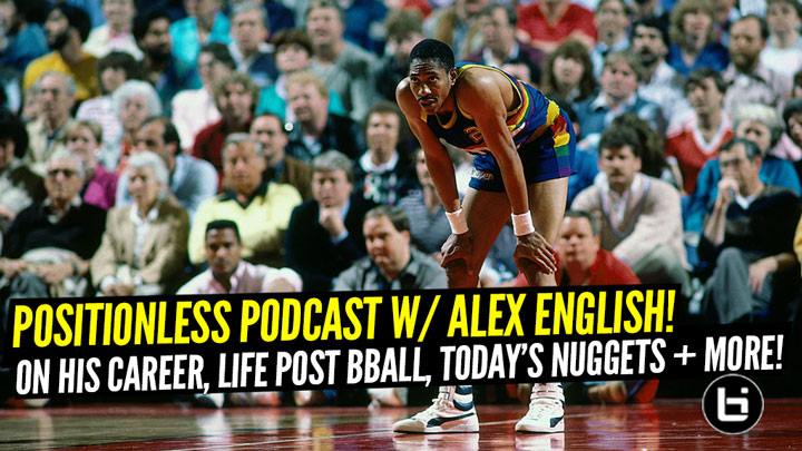 Denver Nugget Legend and NBA Hall Of Famer Alex English Talks Nuggets, His Career, Wilt, Kareem And More.
