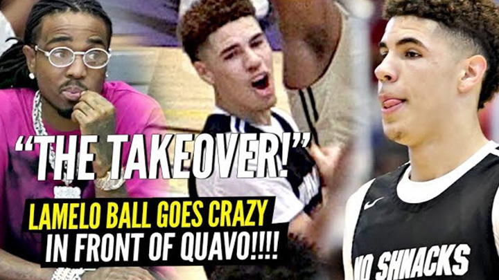 LaMelo Catches Fire and Caps 24 Point Comeback With the Buzzer Beater to Force OT!