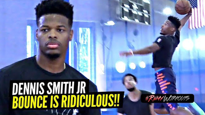 Dennis Smith Jr. Shows OUT at Remy Runs Miami!