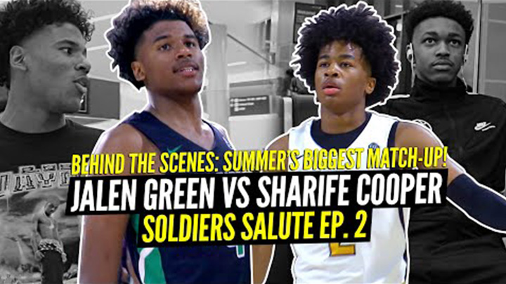 Jalen Green vs Sharife Cooper | A Day in the Life with The Oakland Soldiers on Game Day!