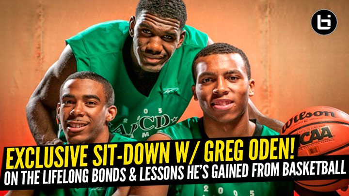 Greg Oden's Basketball Career Created A Bond Between...
