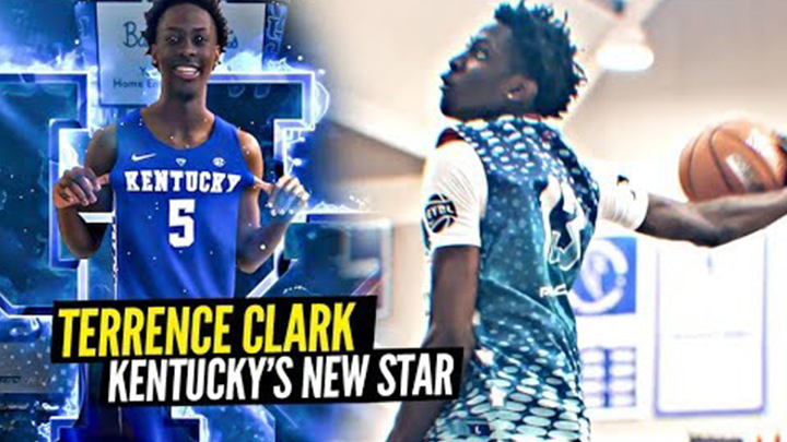 Kentucky's Newest Commit Terrence Clarke is a LOCK...