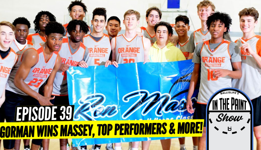 """In The Paint"" Podcast on Ron Massey, Ball Family!"