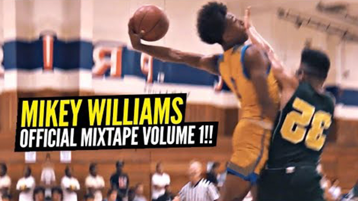 Mikey Williams Crazy Official 8th Grade Mixtape!