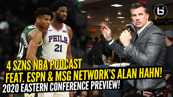 Alan Hahn Of ESPN Radio and MSG Networks Joins 4 SZNS to...