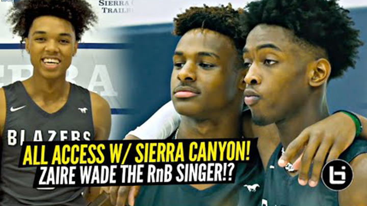 Meet the 2019 Sierra Canyon Squad! All Access with Zaire...