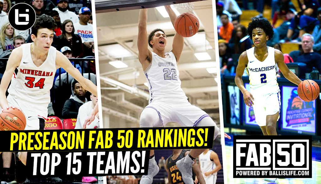 2019 Preseason Fab 50 1-15