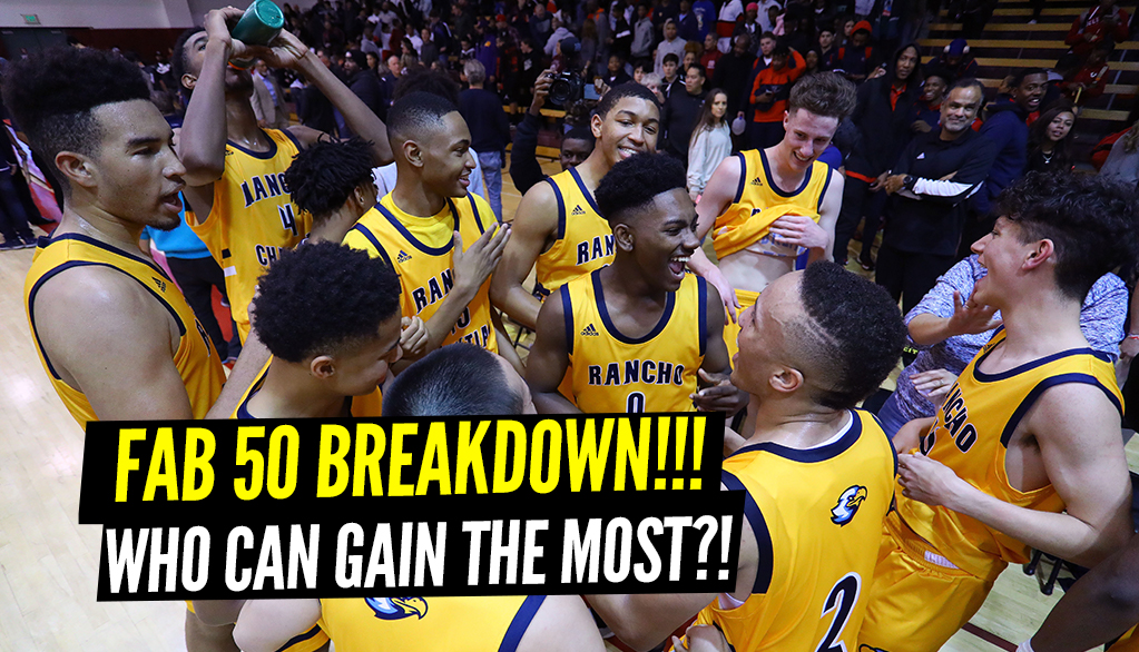 FAB 50: Five Teams With the Most to Gain Nationally