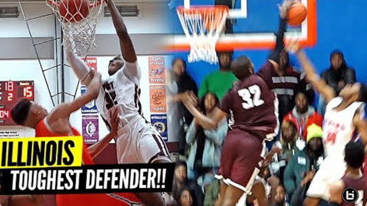 EJ Liddell is Coming to Ohio State to Block EVERYTHING! Official Ballislife Mixtape!