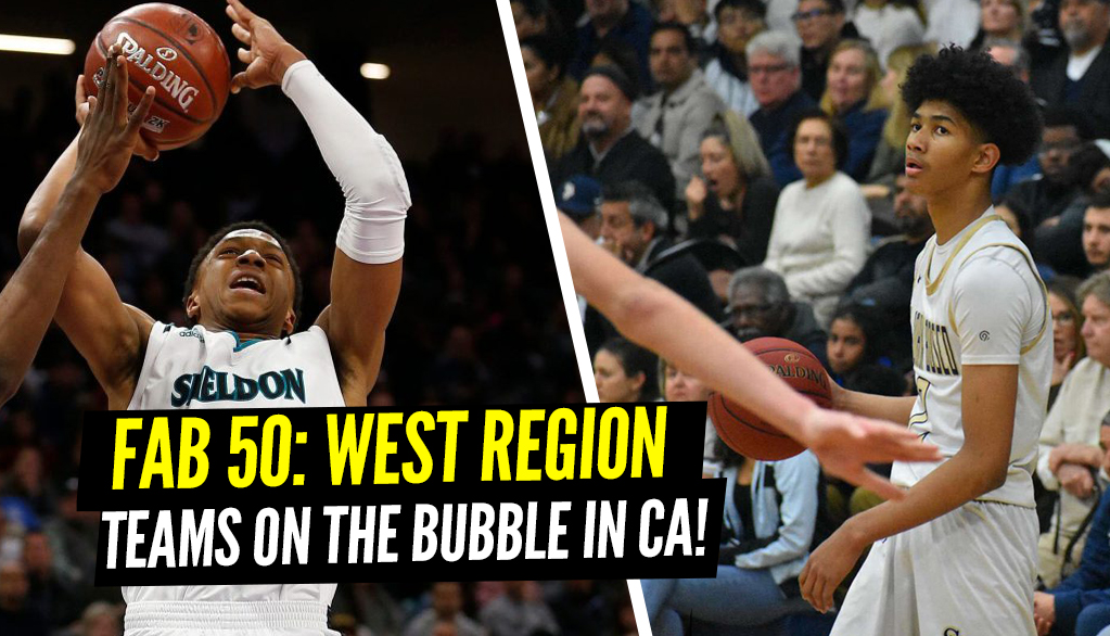 FAB 50 Regional Breakdown: West Teams on the Bubble
