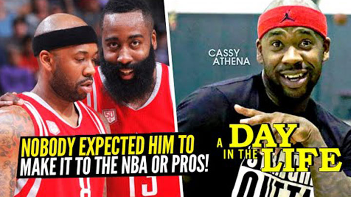 """Nobody Expected Me To Go To The NBA"" 