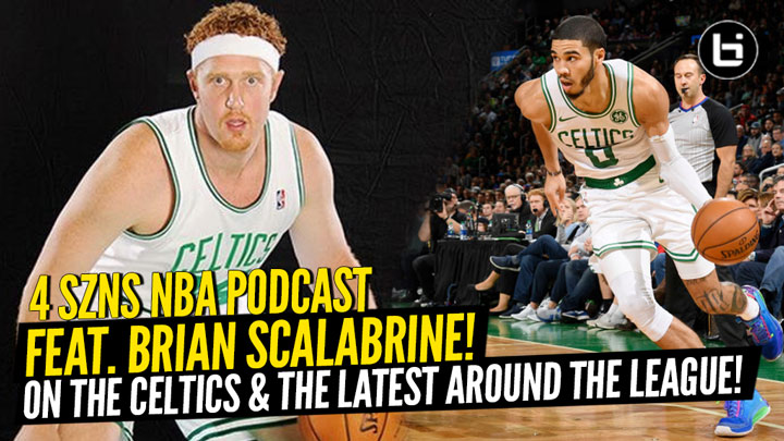4 SZNS Joined by the White Mamba Brian Scalabrine to...