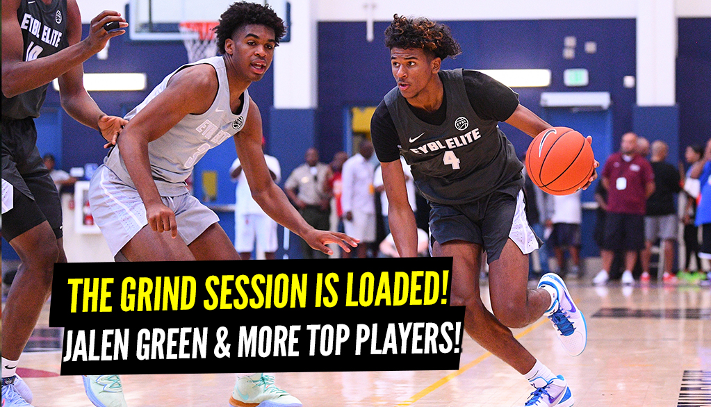 The Grind Session Schedules and Top Nine Ranking Released!