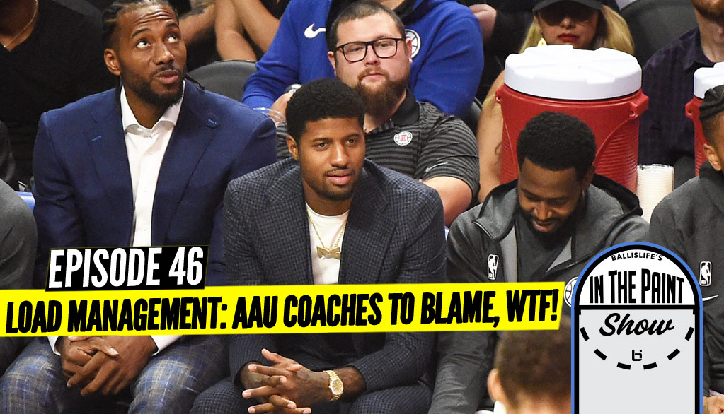 """In The Paint"" Podcast GOES IN on AAU Blame..."