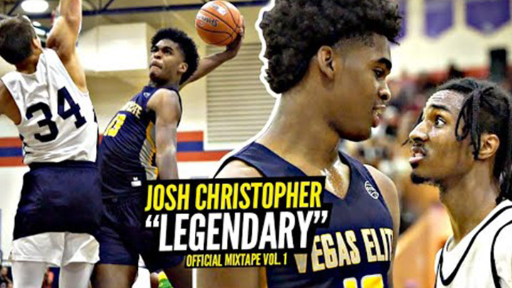 "Josh Christopher ""LEGENDARY"" 