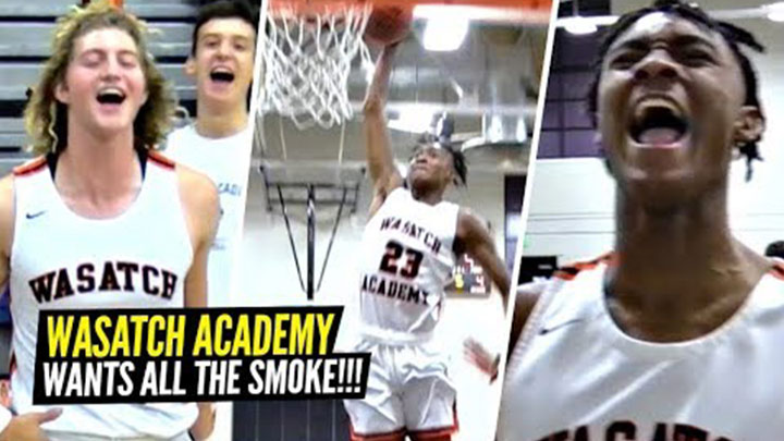 Caleb Lohner & Wasatch Academy are a SHOW!...