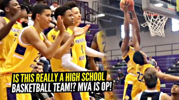 Is Montverde the Best Team in America? Cade Cunningham, Scottie Barnes, Moses Moody and co Look DOMINANT!