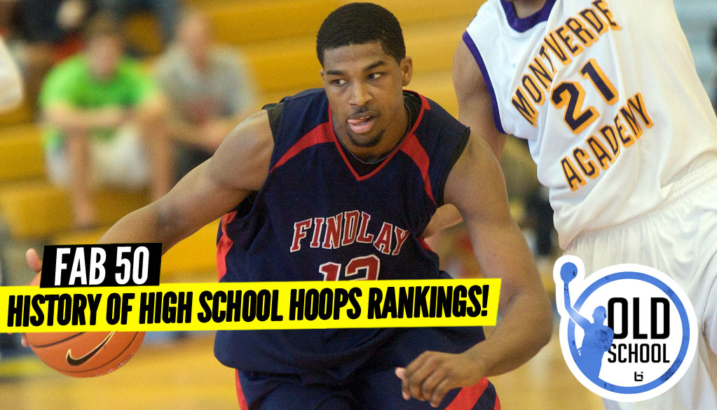 History of HS Rankings: The FAB 50 Story