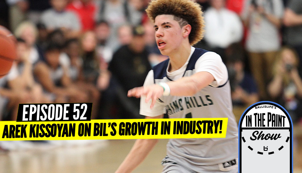 """In The Paint"" Podcast GOES IN on Ballislife's Growth in Industry!"