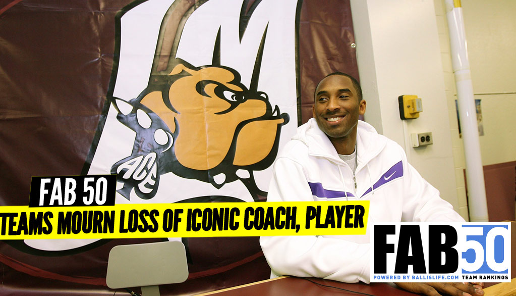 Updated FAB 50 Rankings: Top Teams Mourn Iconic Coach, Player
