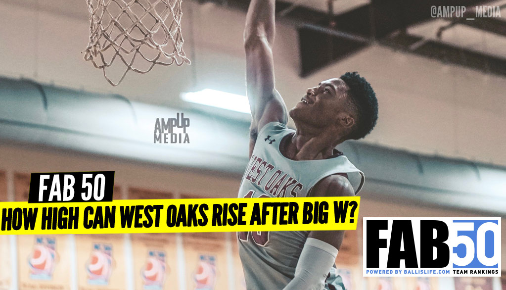 NEW FAB 50 Rankings: Teams Lose, Do They Drop?